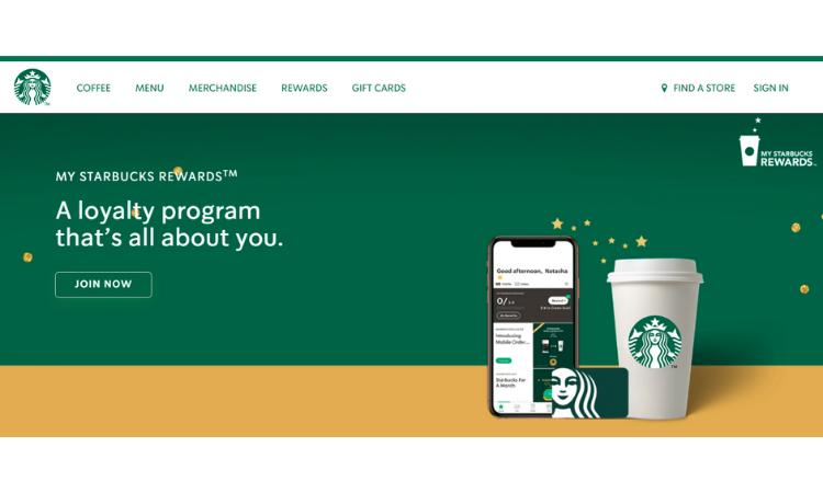 Customer Loyalty Examples - Starbucks