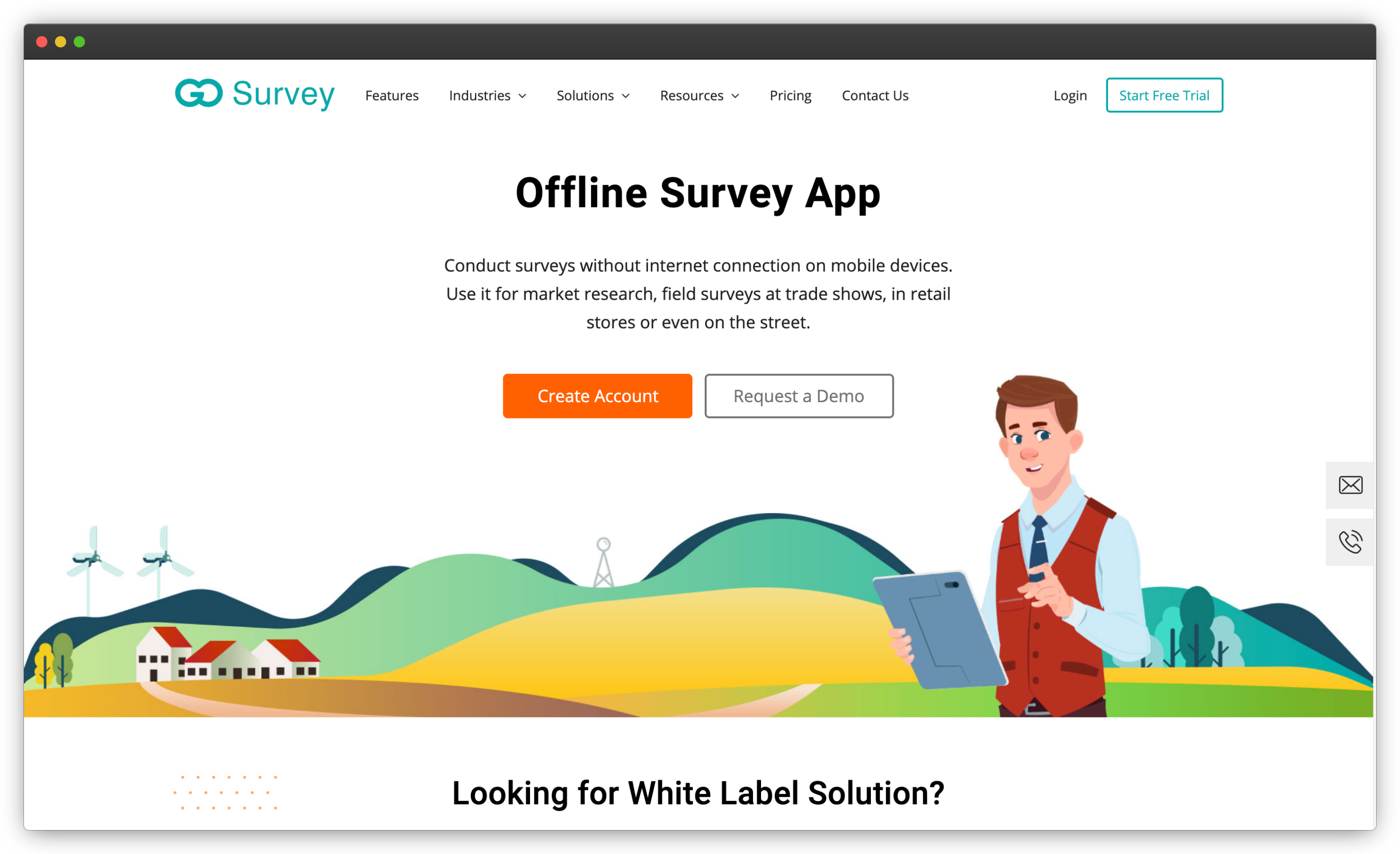 GoSurvey Android Survey App