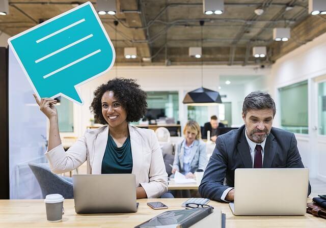 Employee satisfaction survey for employee feedback