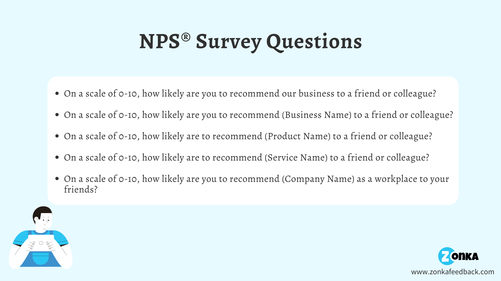 NPS Survey Questions