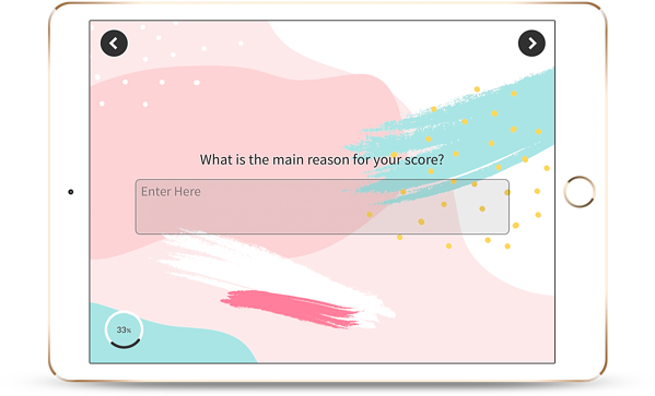 NPS Survey - Reasoning