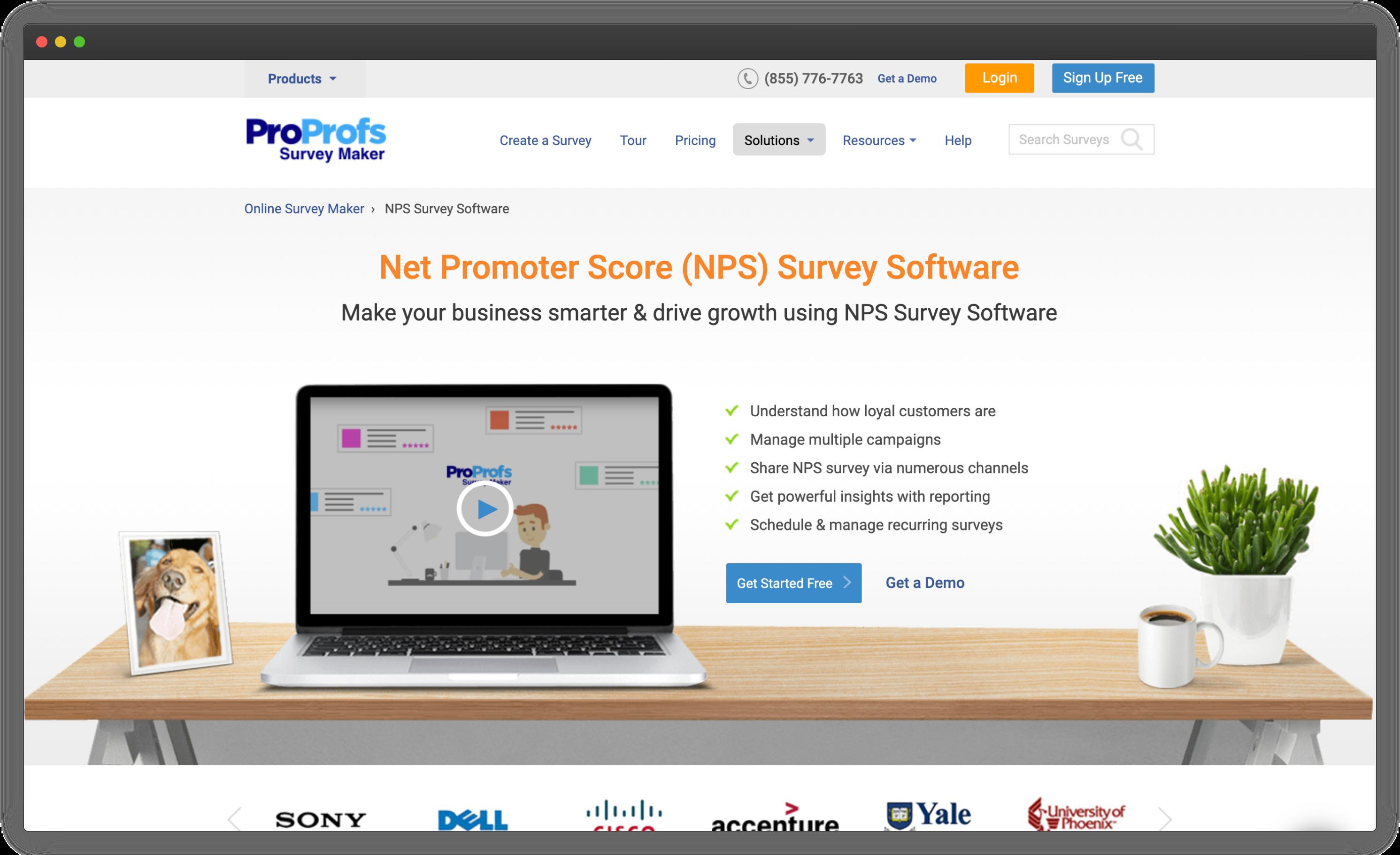 ProProfs - NPS Software