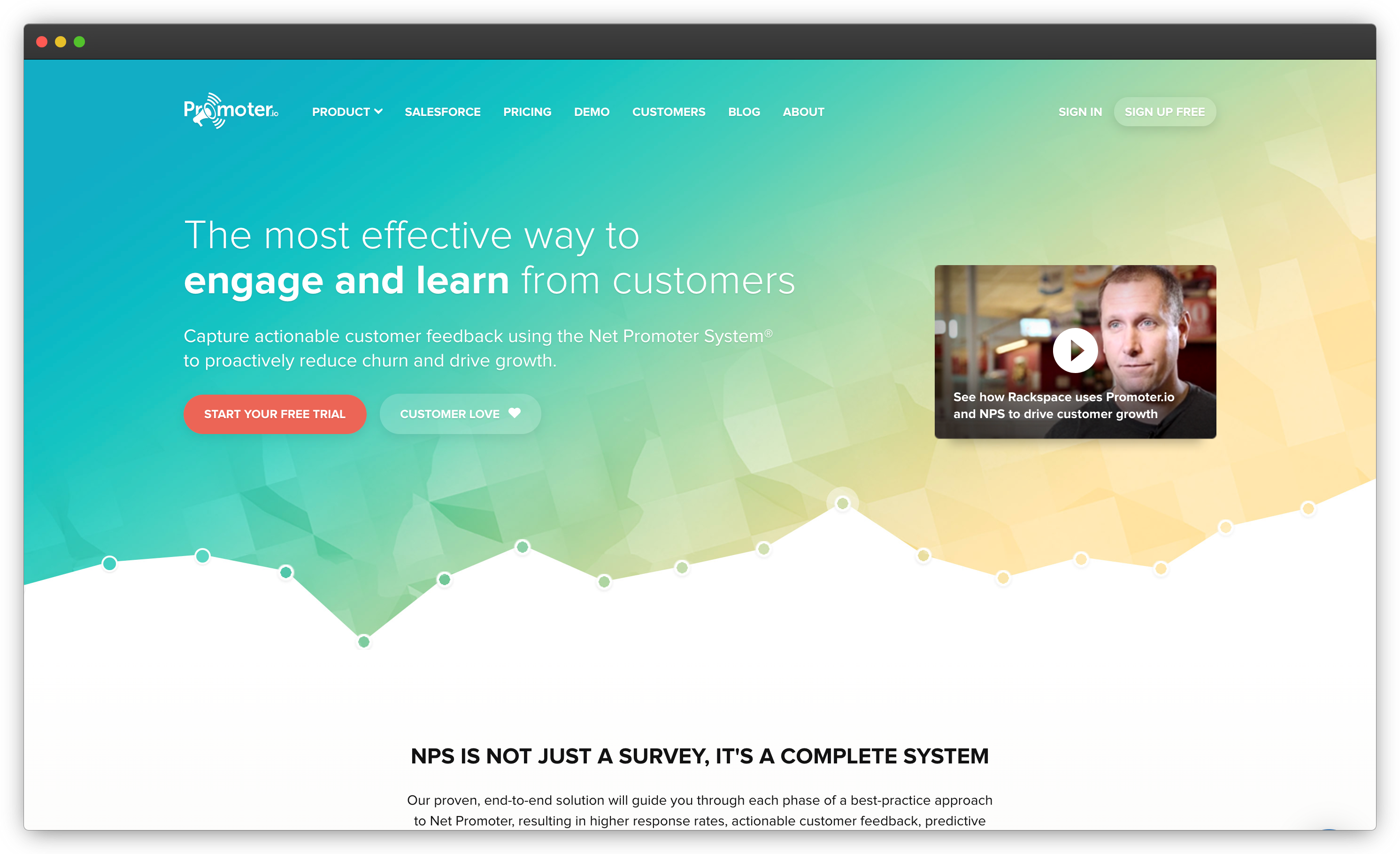 Promoter.io - NPS Software