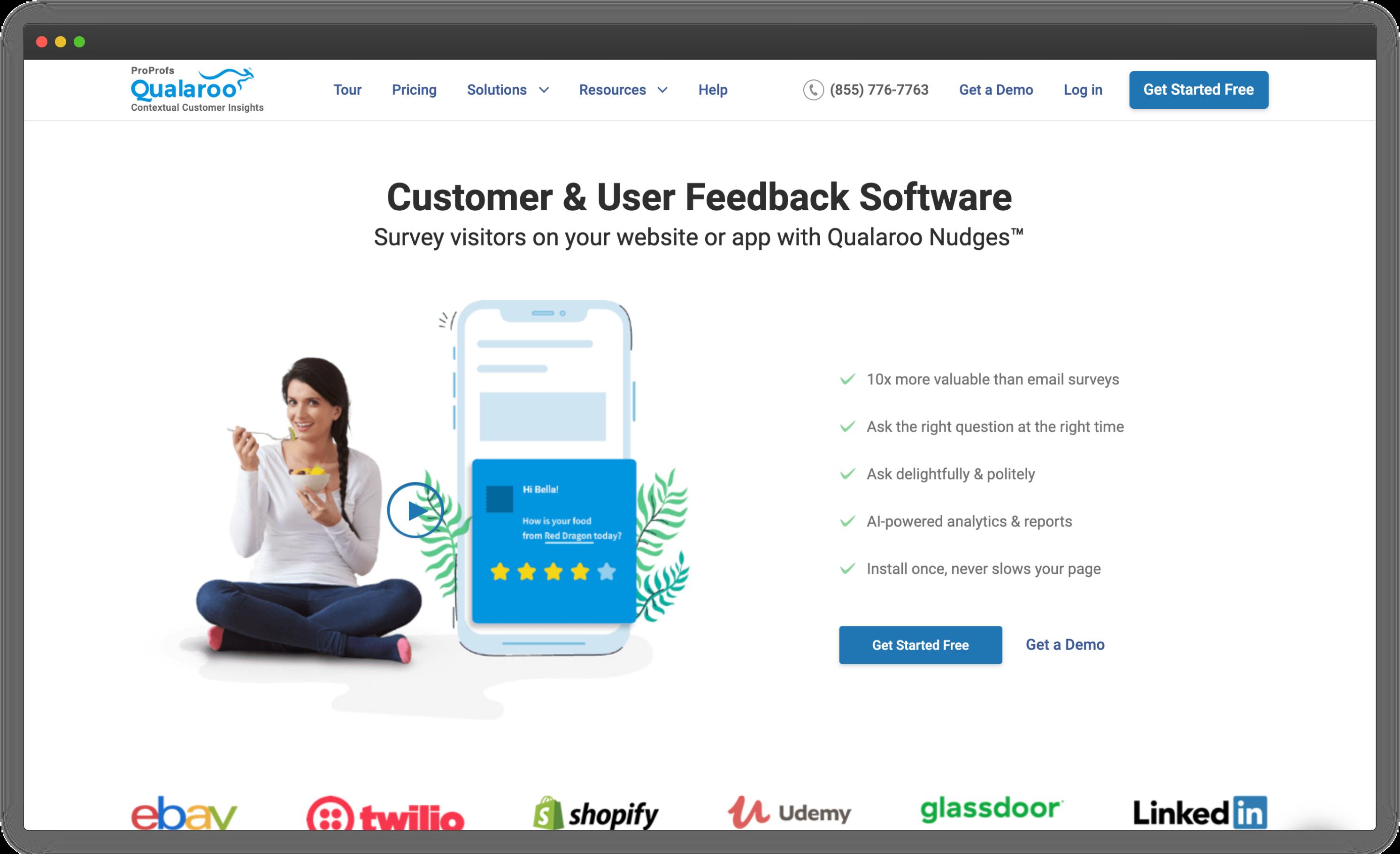 Qualaroo - NPS Software