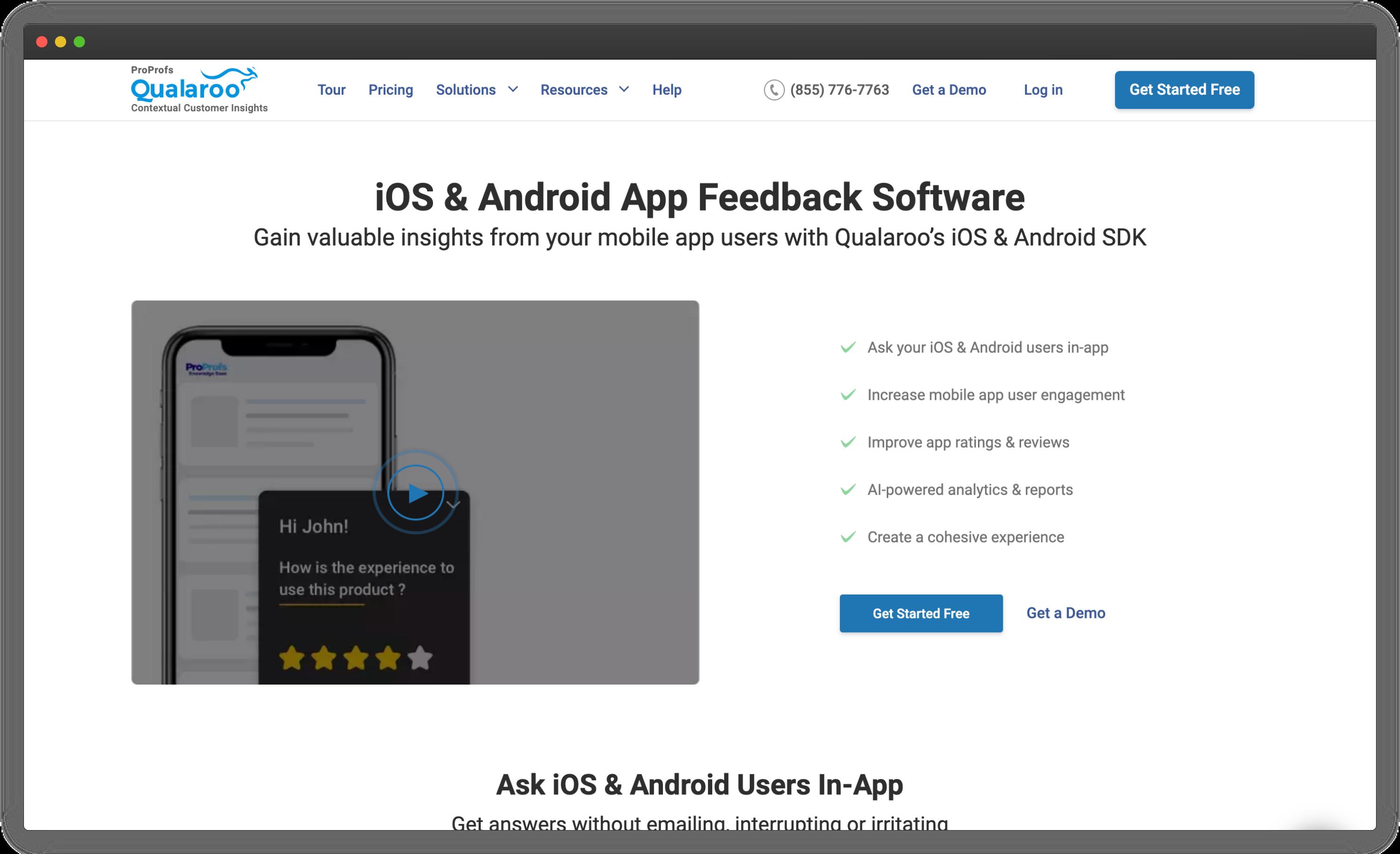 Qualaroo Android Survey App