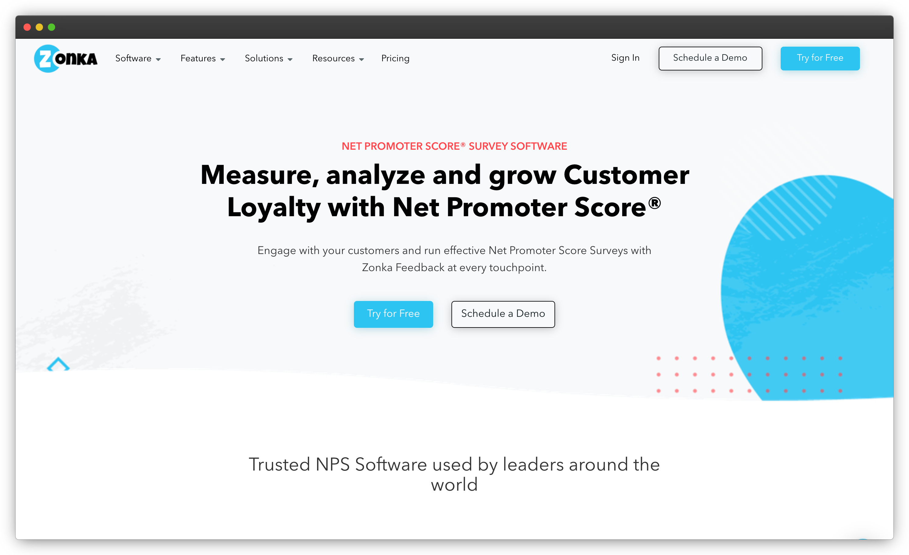 Zonka Feedback - NPS Software