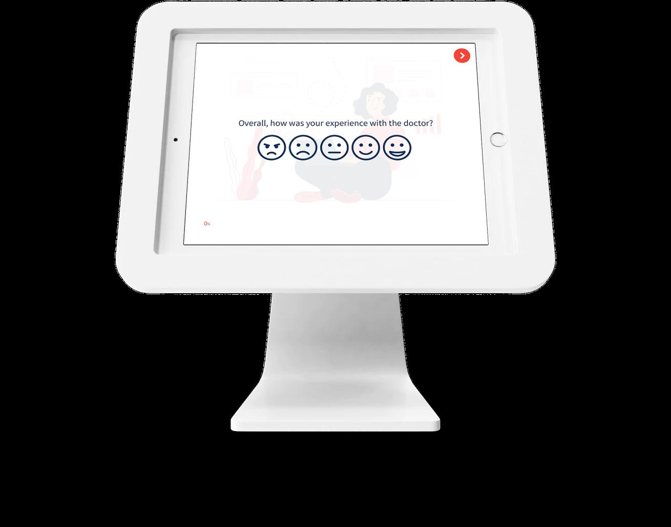 iPad Kiosk CSAT Patient Satisfaction