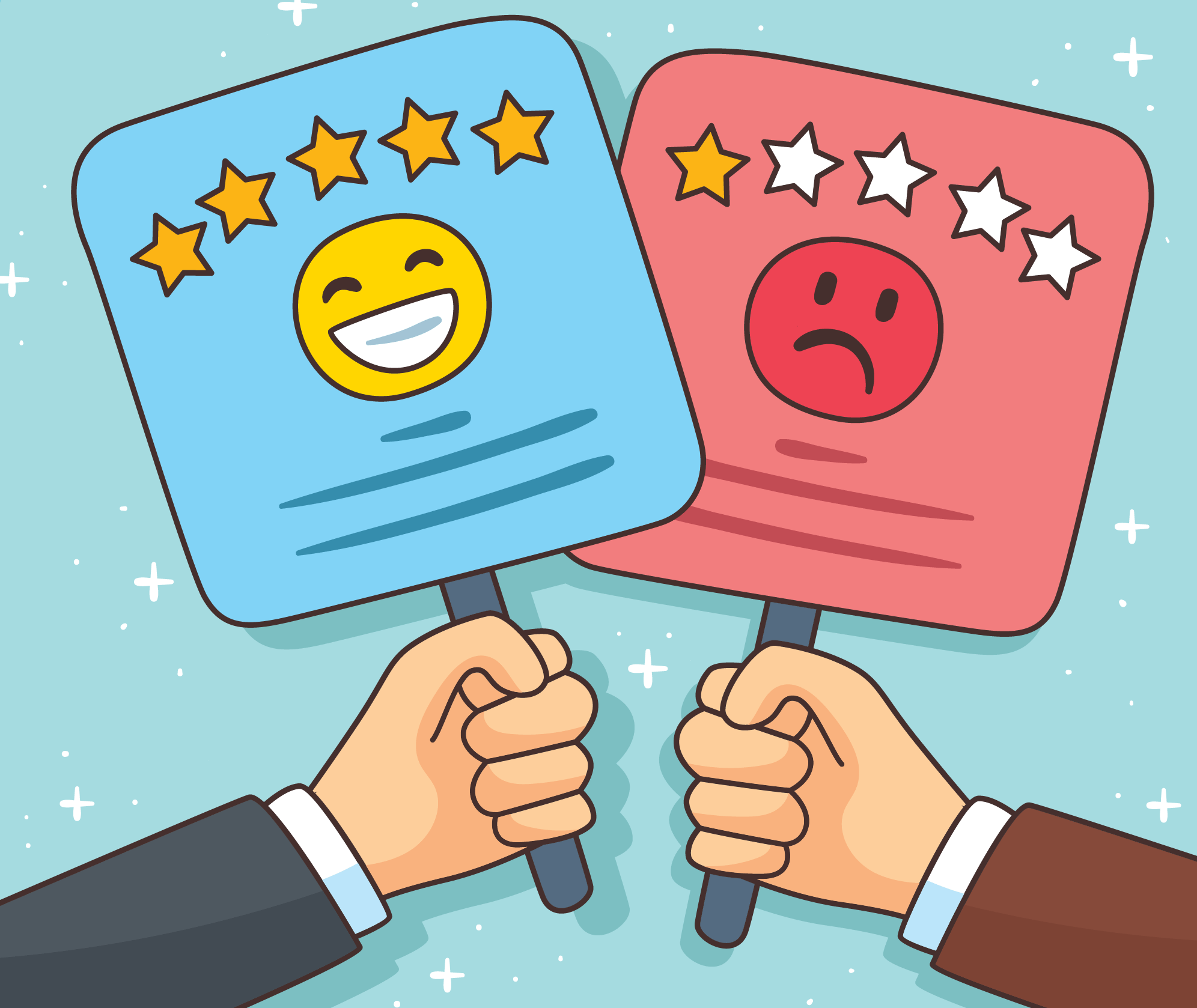 Customer Satisfaction vs Customer Delight - what is the difference?