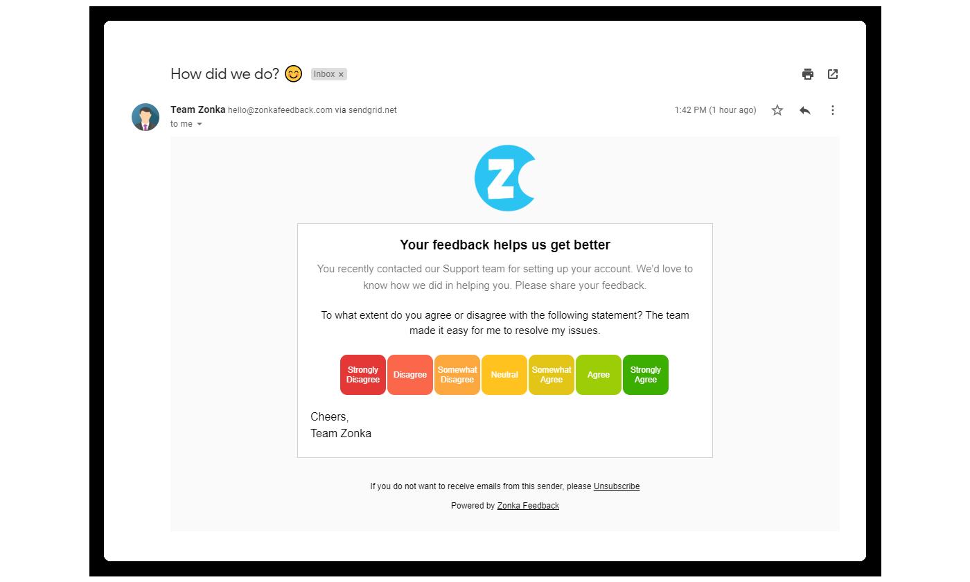 Email Surveys