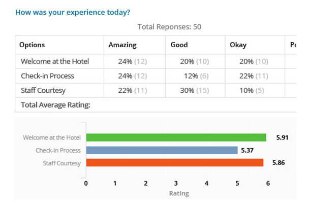 Hotel Customer Experience Survey Report