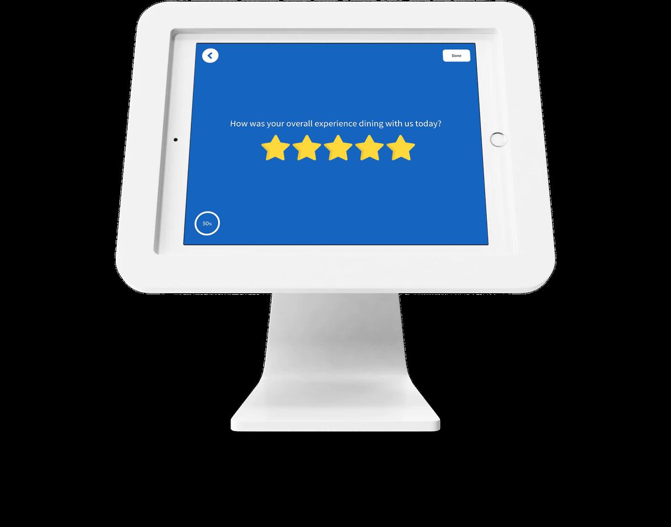 Kiosk Survey App-1