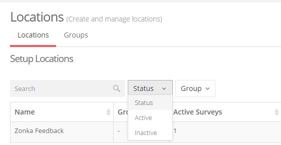managing locations 1