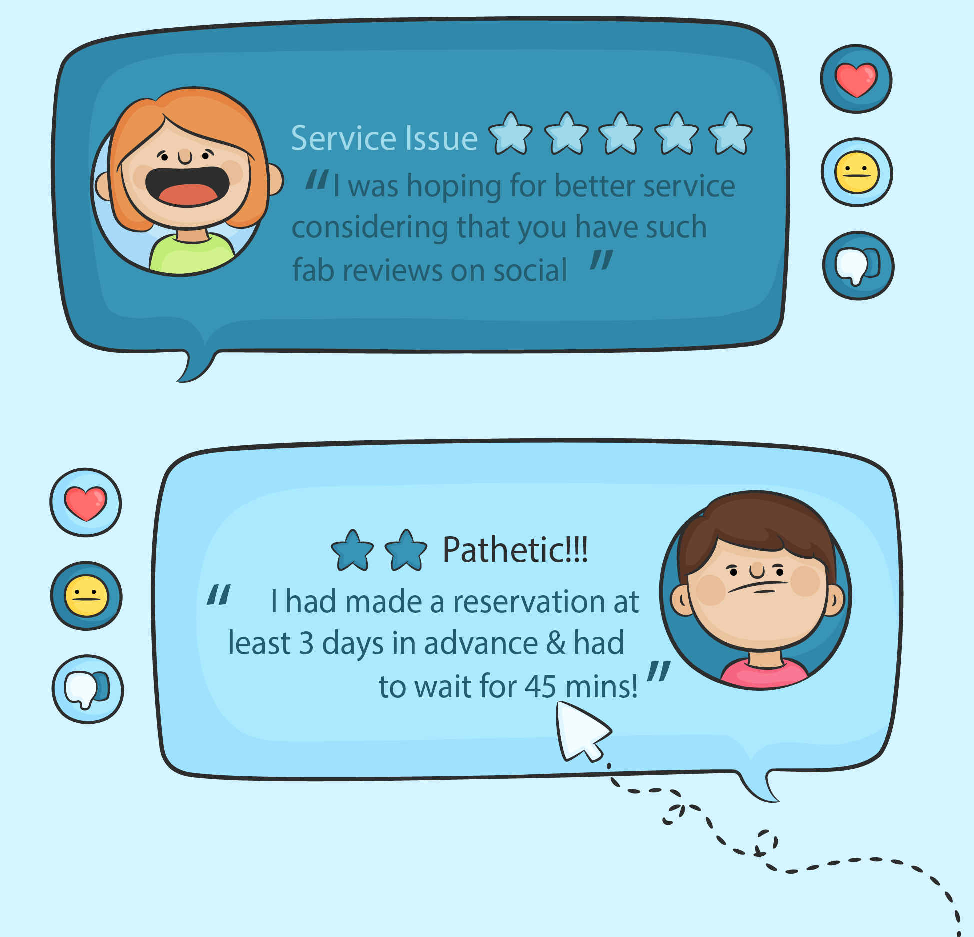 5 Effective ways to deal with Negative Feedback